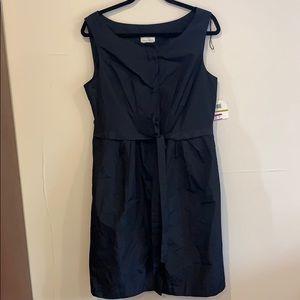 Donna Morgan sz 14 navy dress